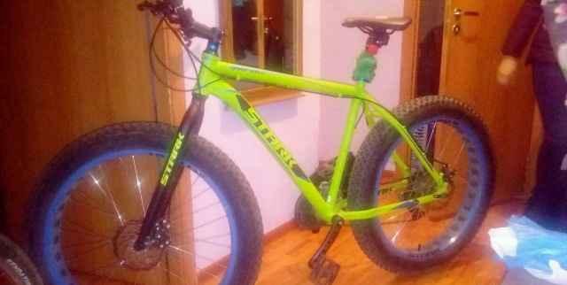 Велосипеды Stark(фэтбайк)