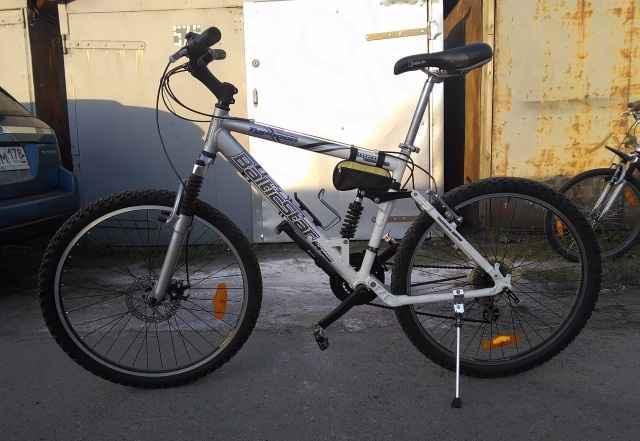 Велосипед горный, двухподвес - Фото #1