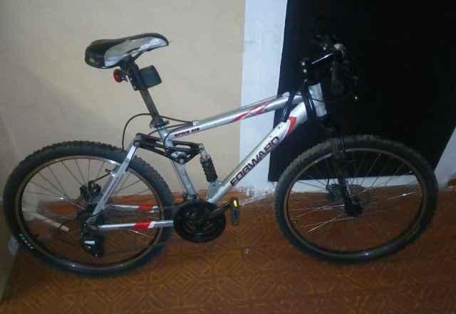 Велосипед 24 скоростной