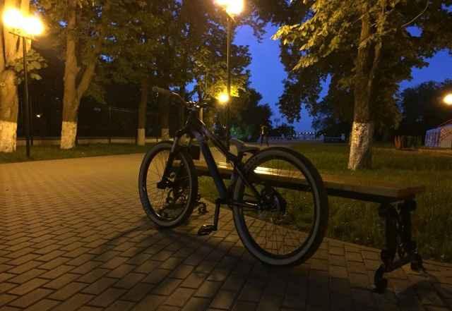 Велосипед MTB Bergamont Kiez Dirt (2015)