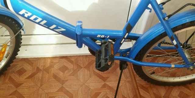 Новый велосипед Roliz в Нем. деревне складной