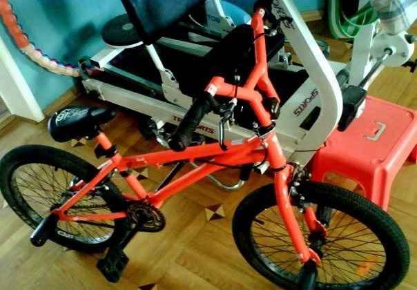 Bmx-велосипед ГТ finale - Фото #1