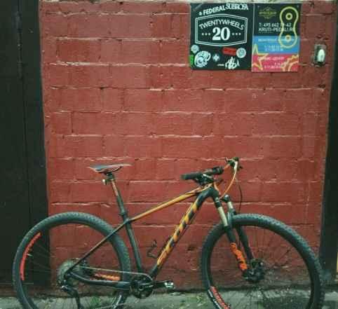 Велосипед Scott Scale 940 - Фото #1