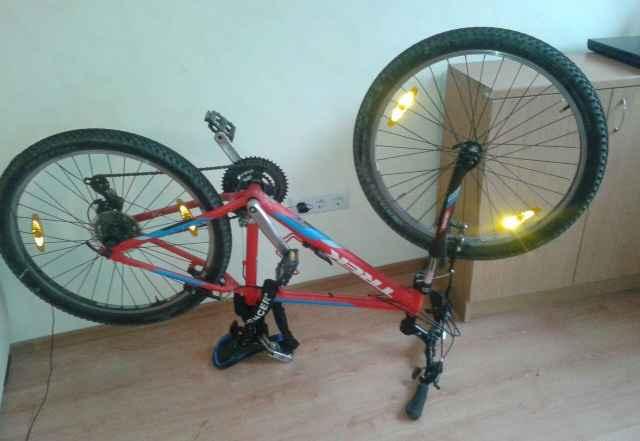 Горный велосипед Трек 3500 в отл состоянии - Фото #1