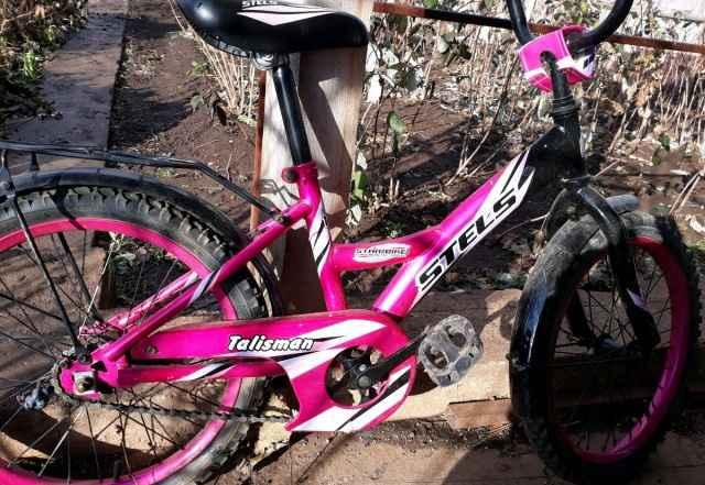 Велосипед детский Stels talisman size 18 - Фото #1