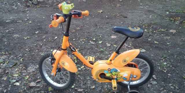 Детский велосипед B Twin - Фото #1