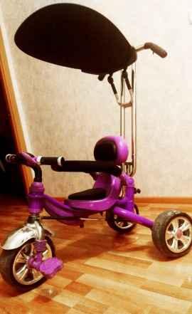 Трехколесный велосипед (велик) - Фото #1