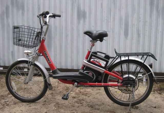 Электровелосипед Giant - Фото #1