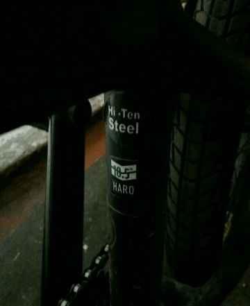 """BMX """"haro"""". Обмен на другой BMX"""
