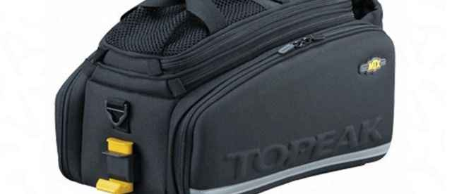 Велобагажник с сумкой MTX Topeak Expl