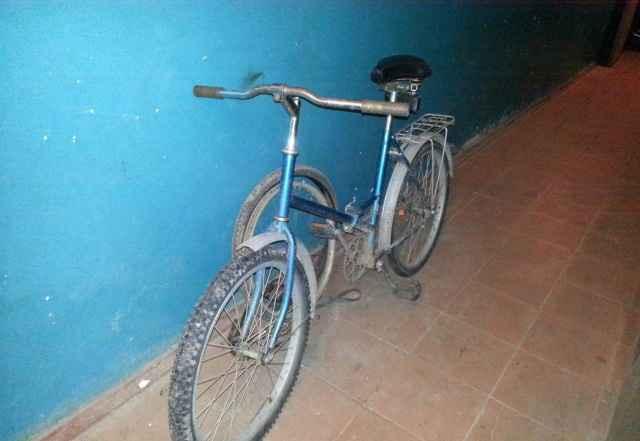 "Складной велосипед типа ""Салют"" - Фото #1"
