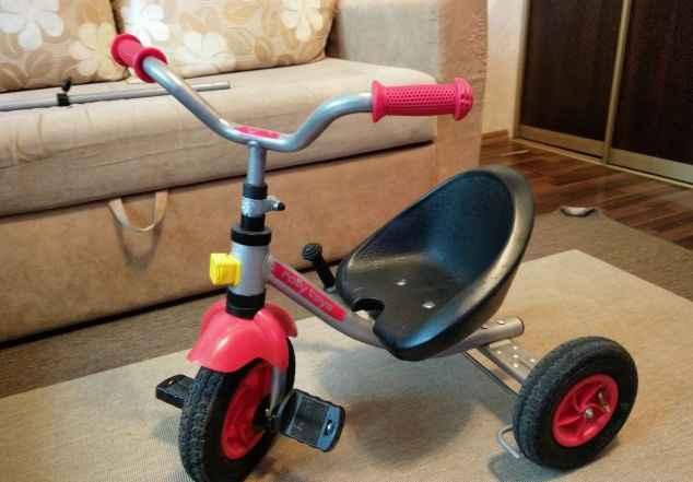 Трехколесный велосипед Rolly Toys - Фото #1