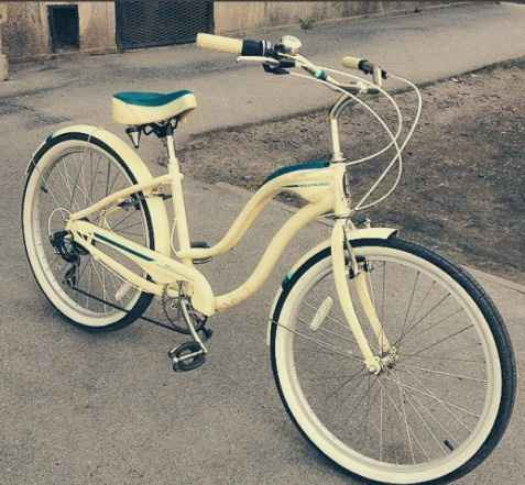 Городской велосипед Schwinn Hollywood (2015) Сream