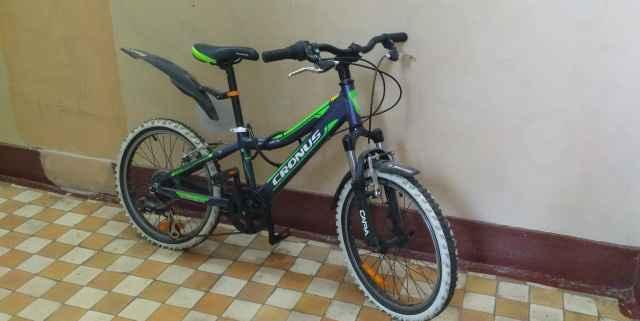 Велосипед Кронос Best Мате на 7-10 лет