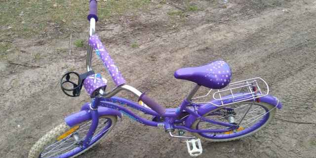 Велосипед stern Fantasy 20 - Фото #1
