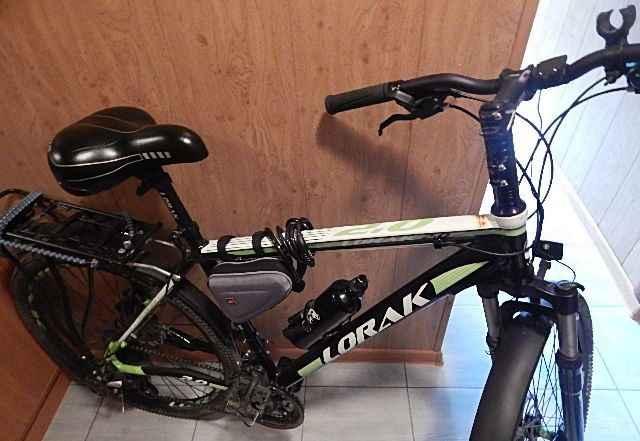 велосипед lorak 2.0