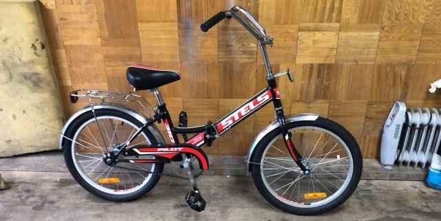 Велосипед подростковый Stels Пилот 310 - Фото #1