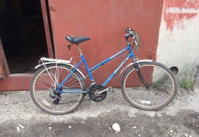 Велосипед горный неопознанной модели - Фото #1