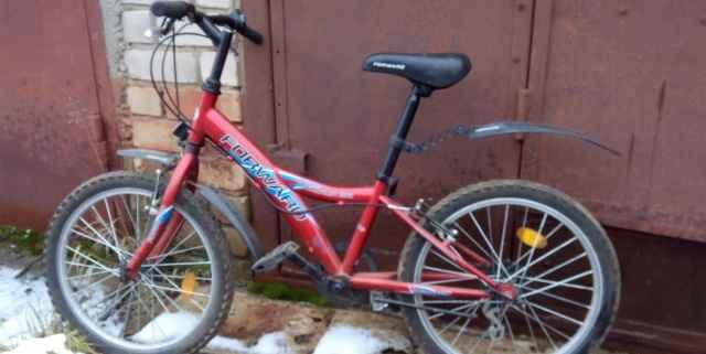 Велосипед Форвард majorka261