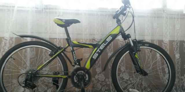 "Велосипед ""Стелс Navigator 410 V 24"" б/у"