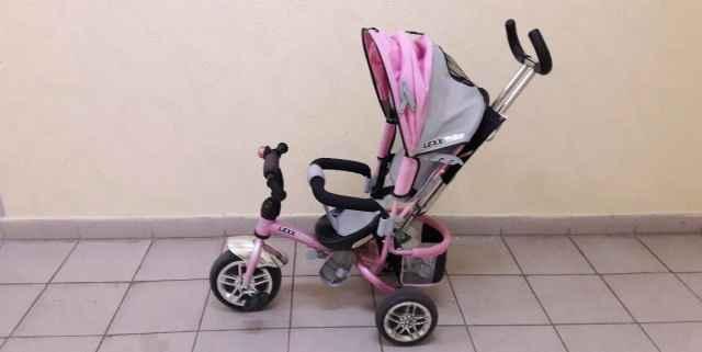 Велосипед для девочек Lexx trike