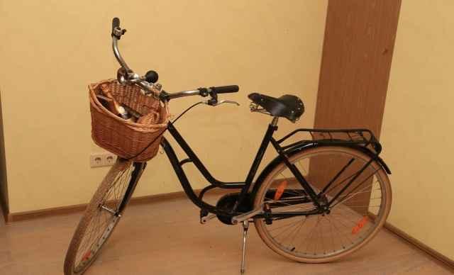 Велосипед ретро голландский