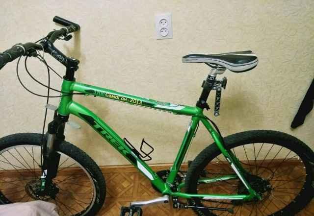Велосипед Трек 3700 disc - Фото #1