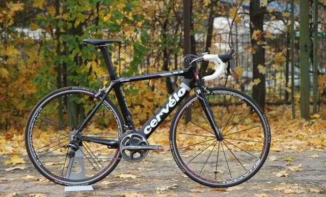 Шоссейный велосипед Cervelo S3