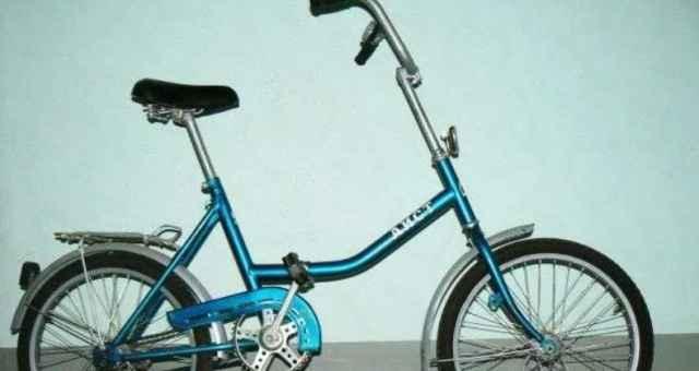 "Складной велосипед ""Аист"" - Фото #1"