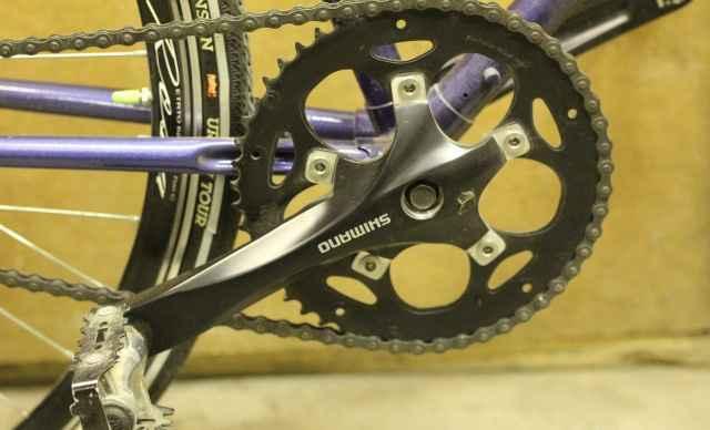 Велосипед хвз Спорт (Rosa - перекрас) - Фото #1