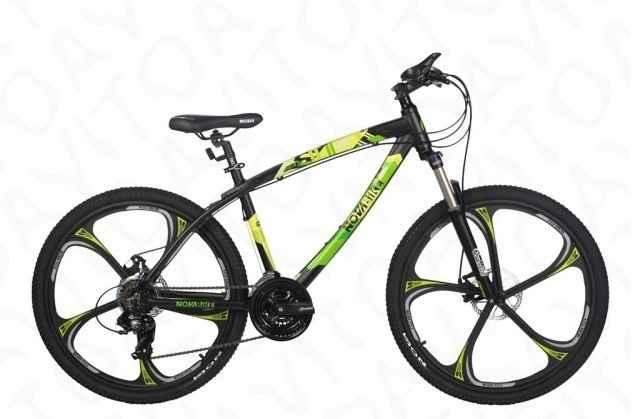Велосипеды на литых дисках новые