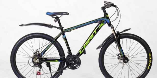 """Горные велосипеды Crait 26"""" - Фото #1"""