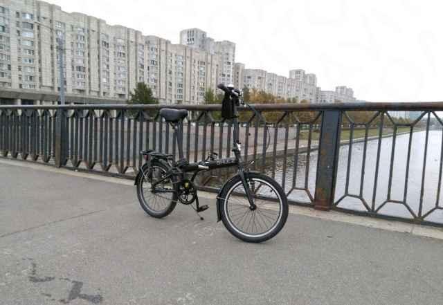 Навороченный велосипед Shulz МАХ - Фото #1