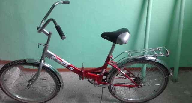 """Велосипед Stels (стелс) взросл 24"""", подростк. 20"""""""