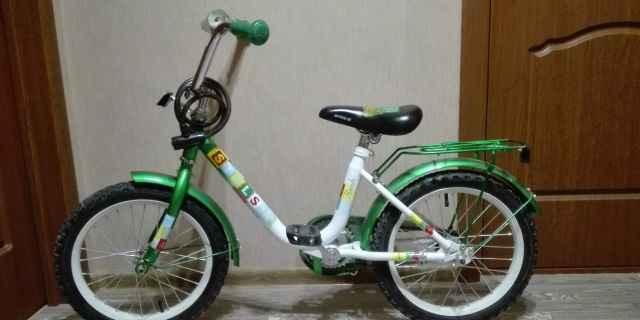 Детский велосипед stells