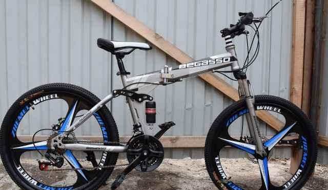 Велосипеды складные (от 8 до 16 лет)