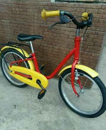 Немецкий подростковый велосипед