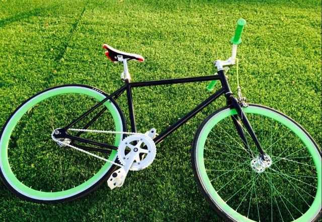 Велосипед Стингер fix