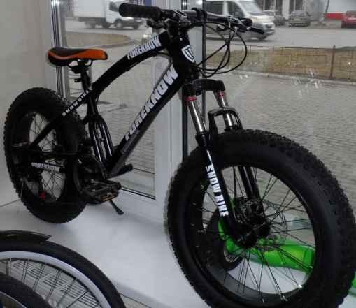 Велосипед Fatbike (фэтбайк ) foreknow