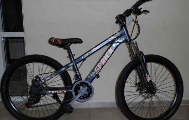"""Велосипед горный sprick 24"""""""