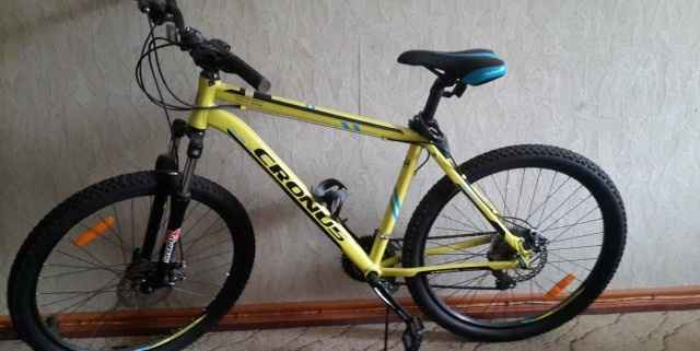 "велосипед ""Кронос"" Купе 1.0 - Фото #1"