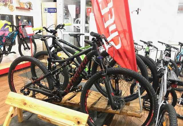 Specialized Epic FSR Comp М - Фото #1