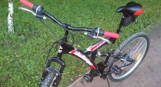 """Велосипед горный 20"""" Mission Chellenger красный - Фото #1"""