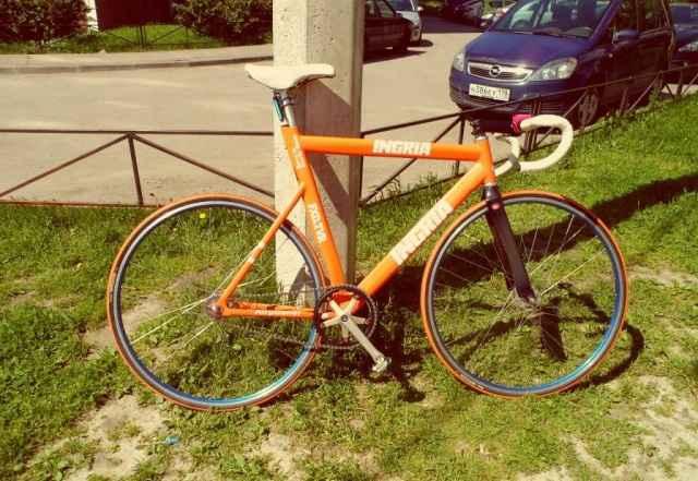 Фреймсет fixed Gear велосипеда