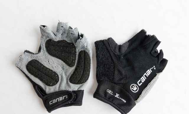 Перчатки велосипедные размер S - Фото #1