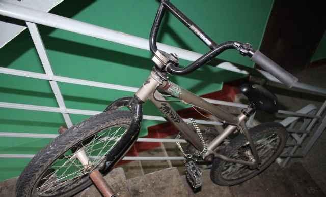 Велосипед BMX Fuse