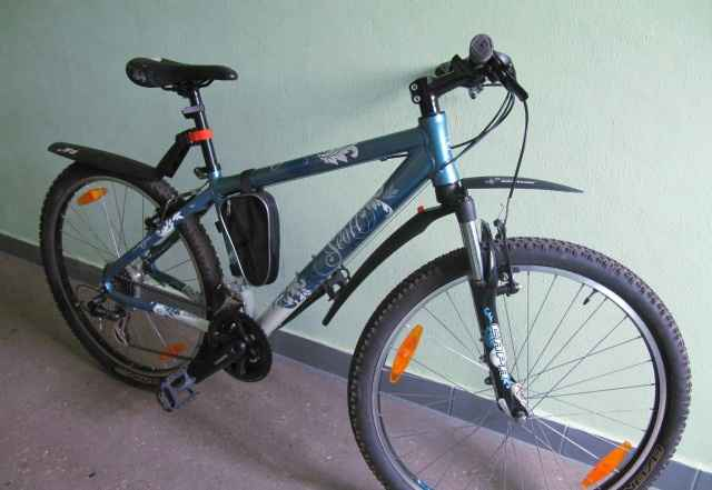 Велосипед женский Scott Контесса 50
