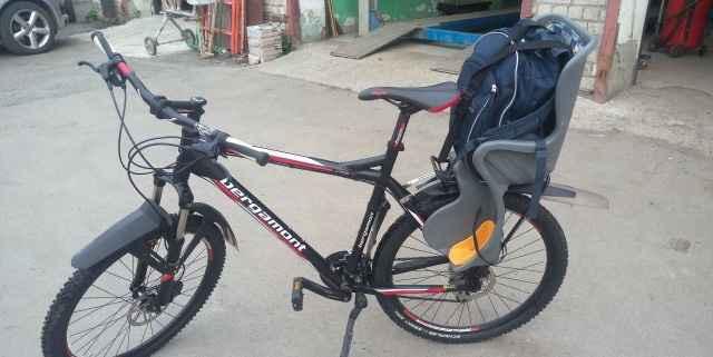 велосипед berhamont vitox7.3