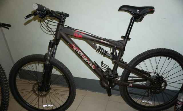 горный велосипед Mongoose Otero Super - Фото #1