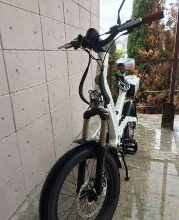 Велосипед A 2 B Metro